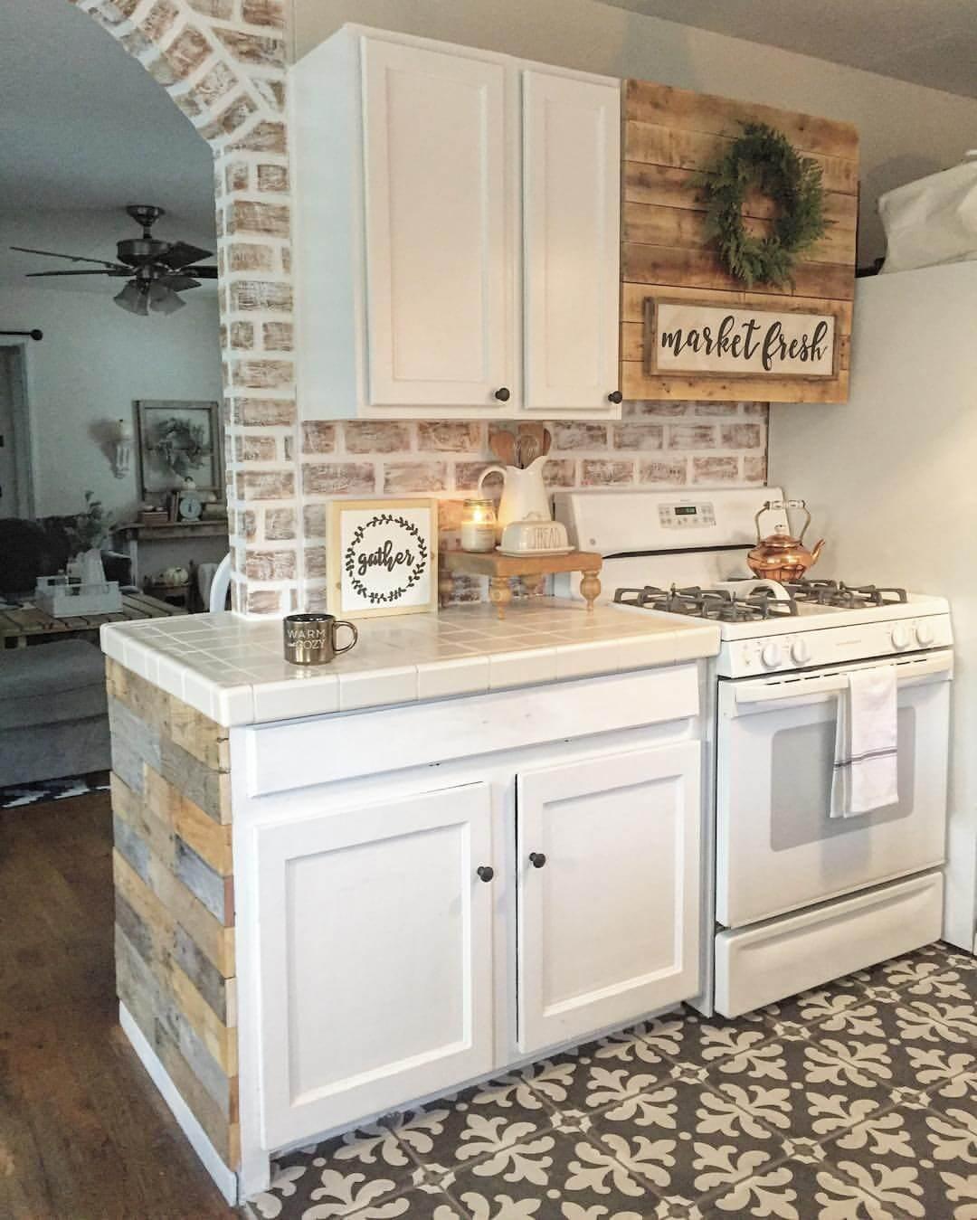 Arredare la cucina in stile country ecco 20 bellissimi for Cucina in stile ranch