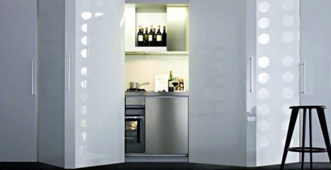 La cucina a scomparsa: 15 idee pratiche a cui ispirarvi! Buona ...