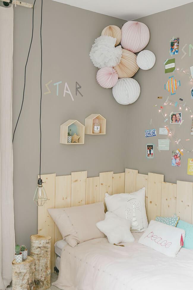 Decorare la camera dei bambini in modo creativo 20 idee for Cose per decorare la camera