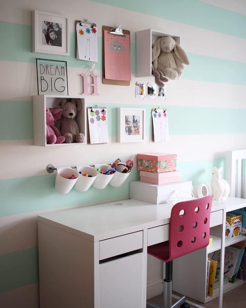 decorare la camera dei bambini in modo creativo 20 idee