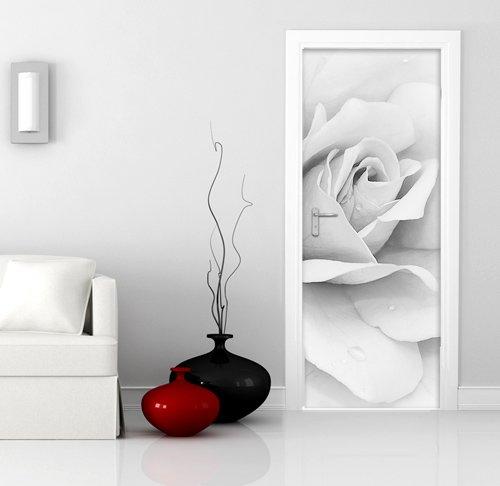 D corer les portes int rieures avec fantaisie avec des - Decorare le porte ...