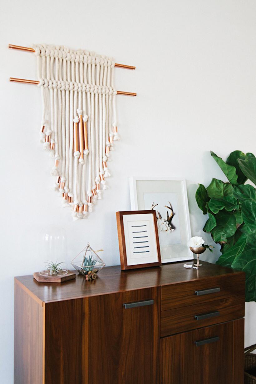 Decorazioni appese fai da te per le pareti economico ed for Decorazioni pareti casa
