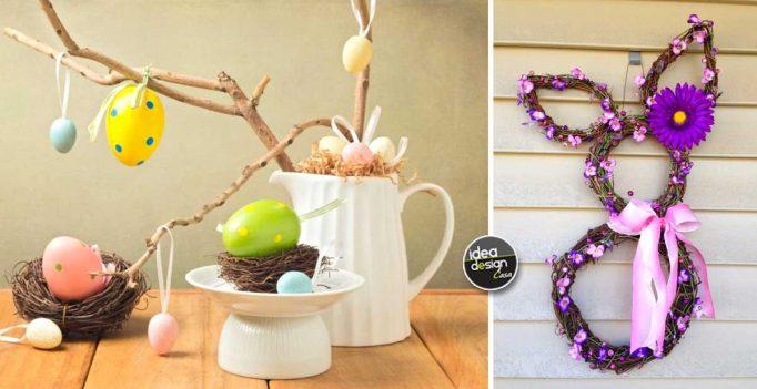 Decorazioni fai da te per pasqua ecco 16 idee creative a cui ispirarvi - Fai da te pasqua decorazioni ...