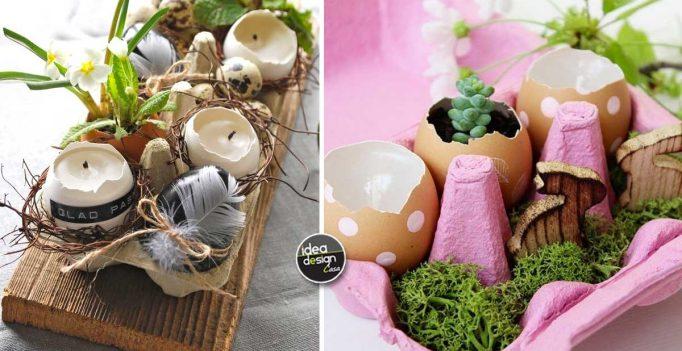 15 idee creative per decorare pasqua con il fai da te for Decorazioni cucina fai da te