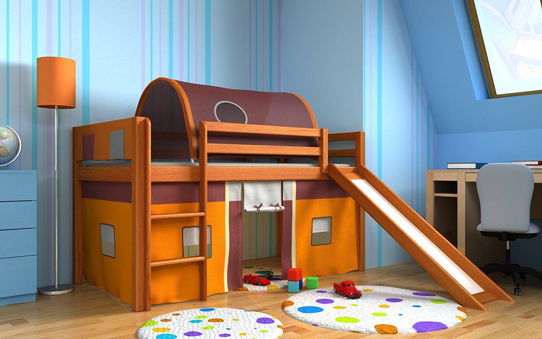 Optimiser la chambre d enfant avec un lit de grenier 15 for La chambre 13