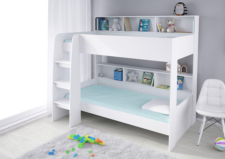 Ottimizzare la camera dei bambini con un letto a soppalco - Letto soppalco per bambini ...