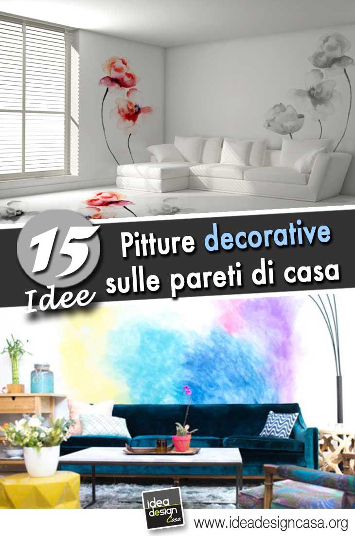Pittura Decorativa Per Pareti.Pitture Decorative Sulle Pareti Di Casa 15 Idee Da Non