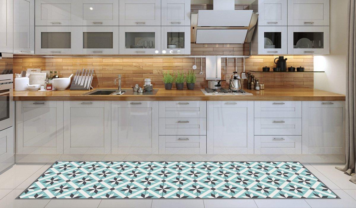Scegliere il giusto tappeto per la cucina! 20 idee da cui trarre ...