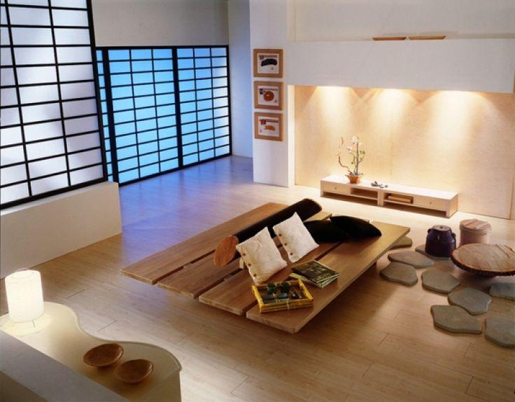Arredare casa in stile asiatico