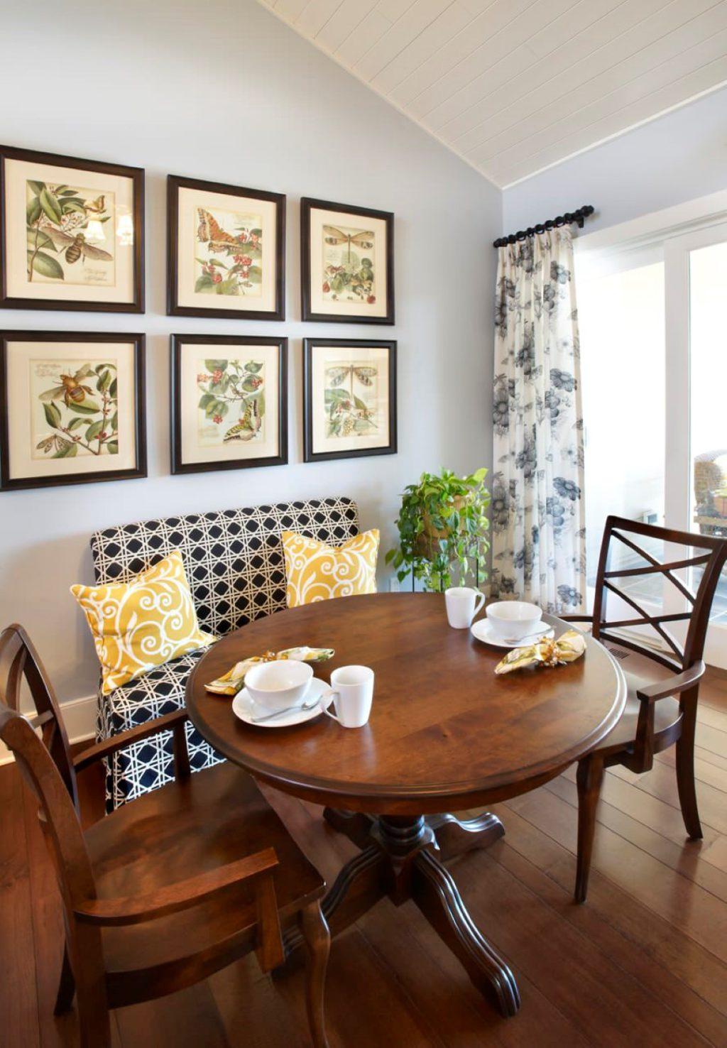 La sala da pranzo piccola ecco 15 soluzioni d 39 arredo for Sala da pranzo veranda