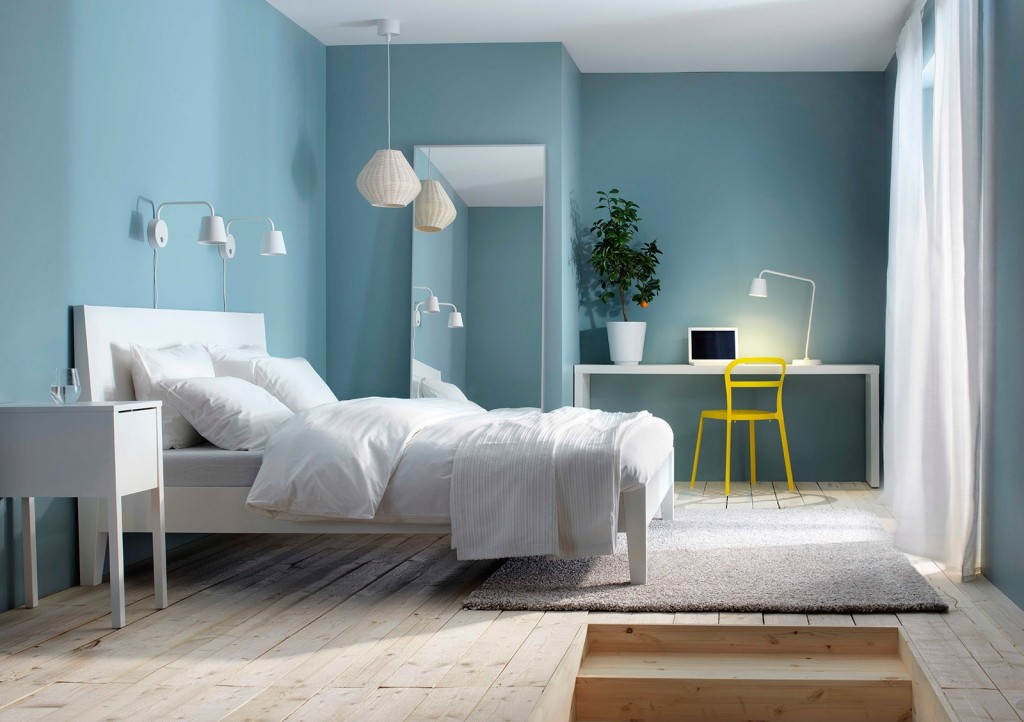 Beautiful Idee Colori Camera Da Letto Contemporary - Design Trends ...