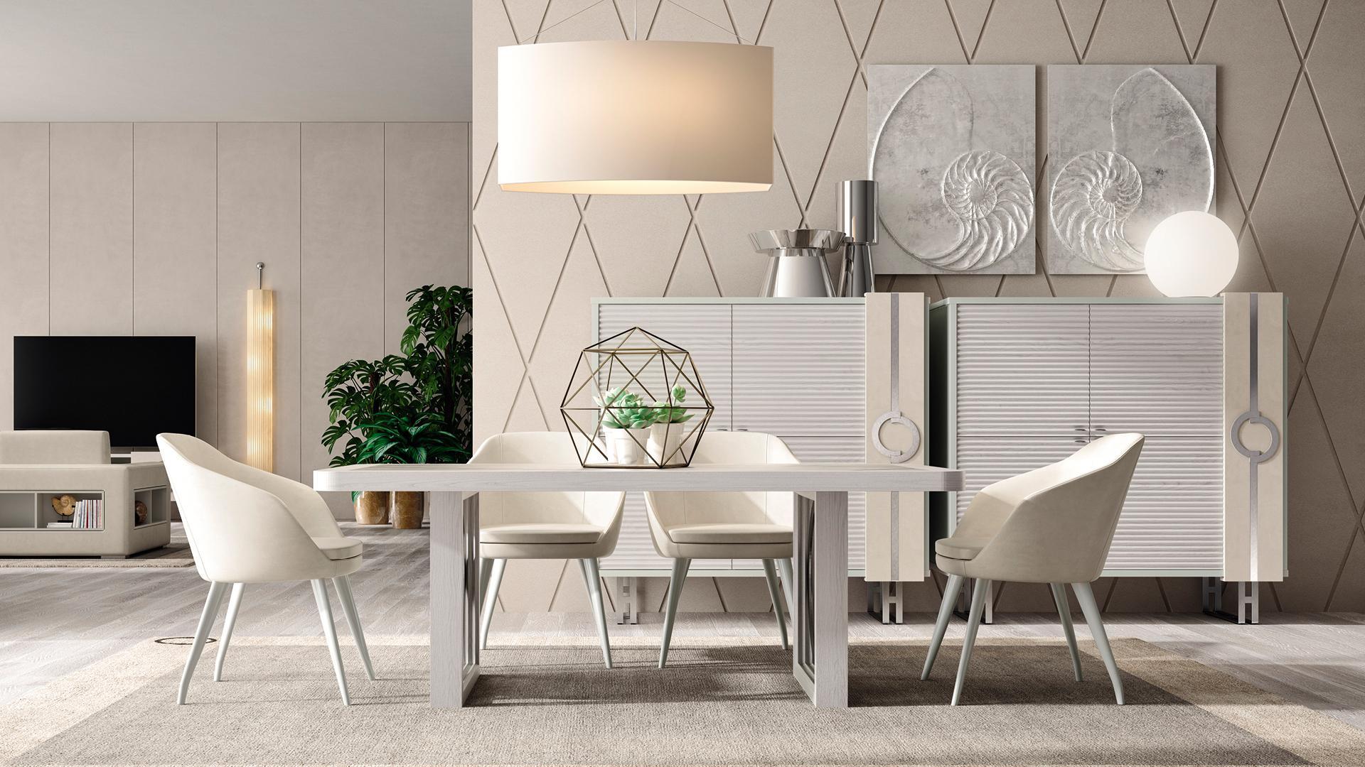 Come illuminare la sala da pranzo la risposta in 15 idee for Sala da pranzo decor