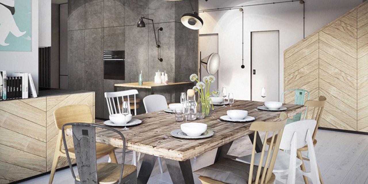 Come illuminare la sala da pranzo la risposta in 15 idee for Idee arredamento soggiorno pranzo