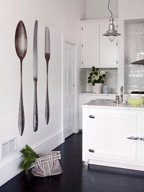Decorazioni adesive per la cucina 15 idee che amerete for Decorazioni cucina fai da te