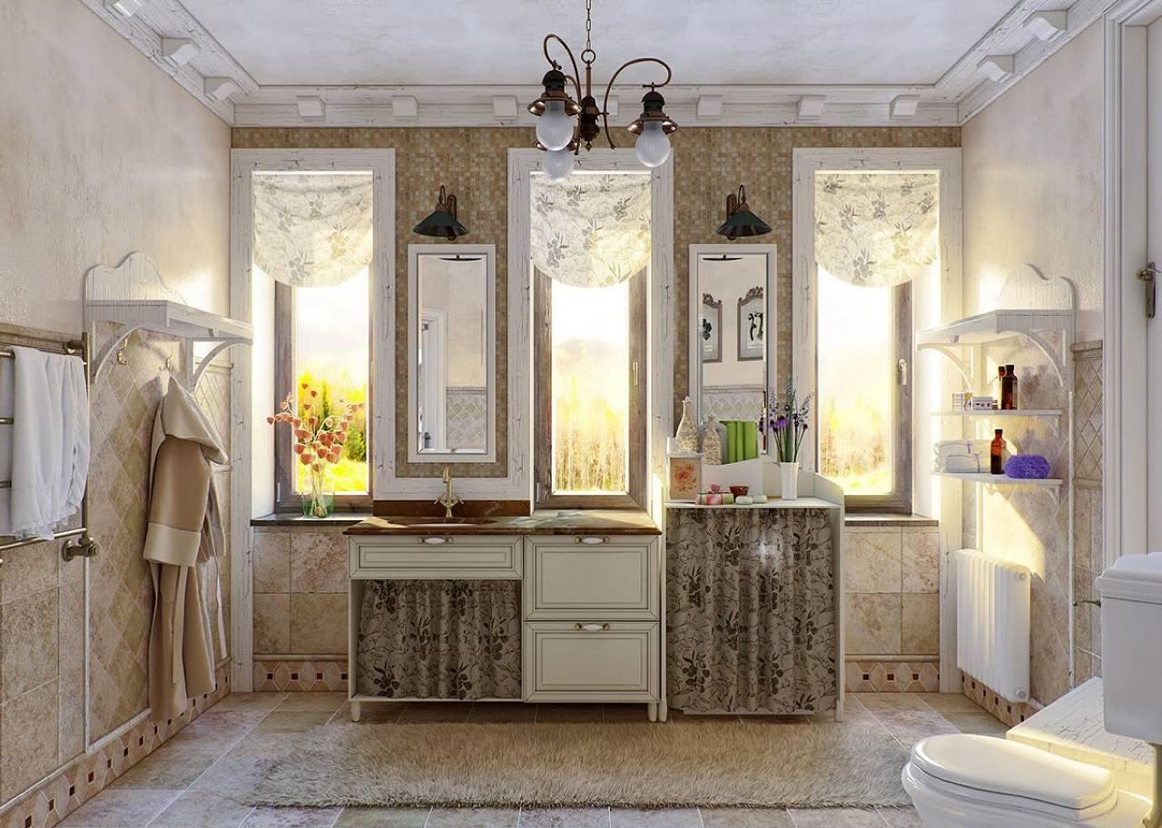Il bagno in stile provenzale 15 splendide idee per ispirarvi for Arredo bagno in stile provenzale