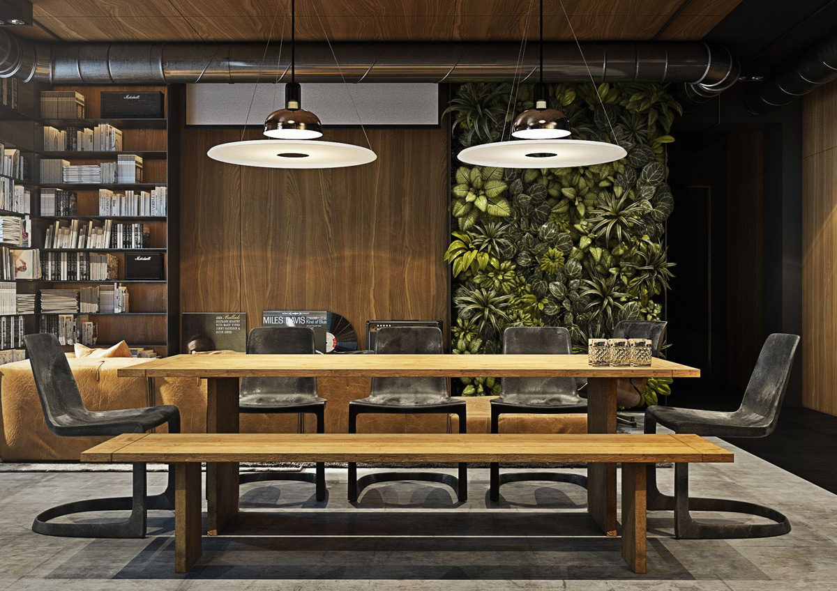 La sala da pranzo chic 15 idee sorprendenti che adorerete for La sala da pranzo