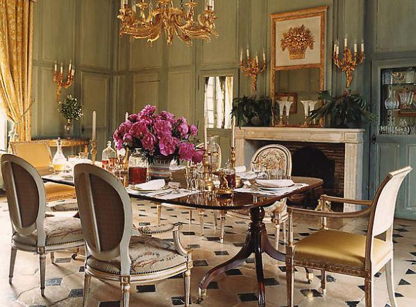 La sala da pranzo chic 15 idee sorprendenti che adorerete for Sala da pranzo decor