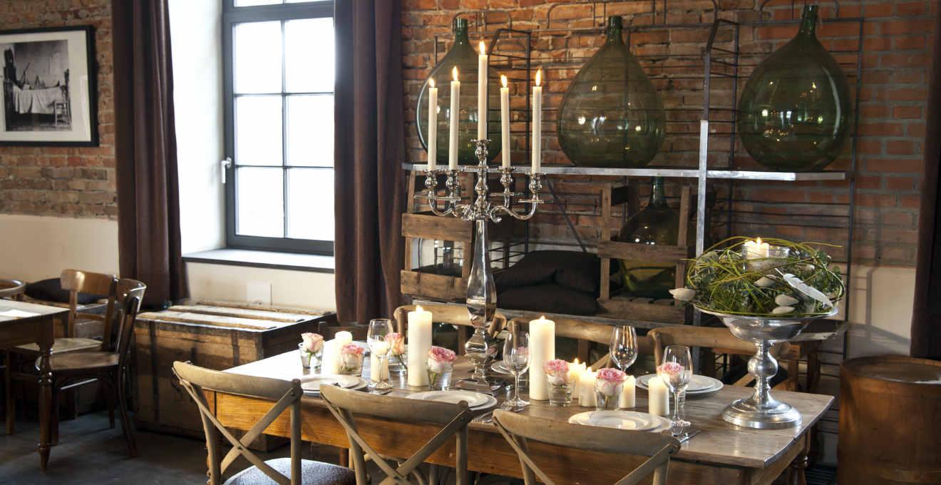 Sala Da Pranzo Country Chic la sala da pranzo chic: 15 idee sorprendenti che adorerete!