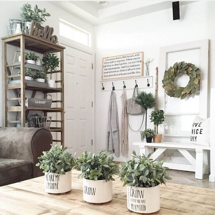 Decorazioni Green In Stile Country 18 Idee Fai Da Te Per