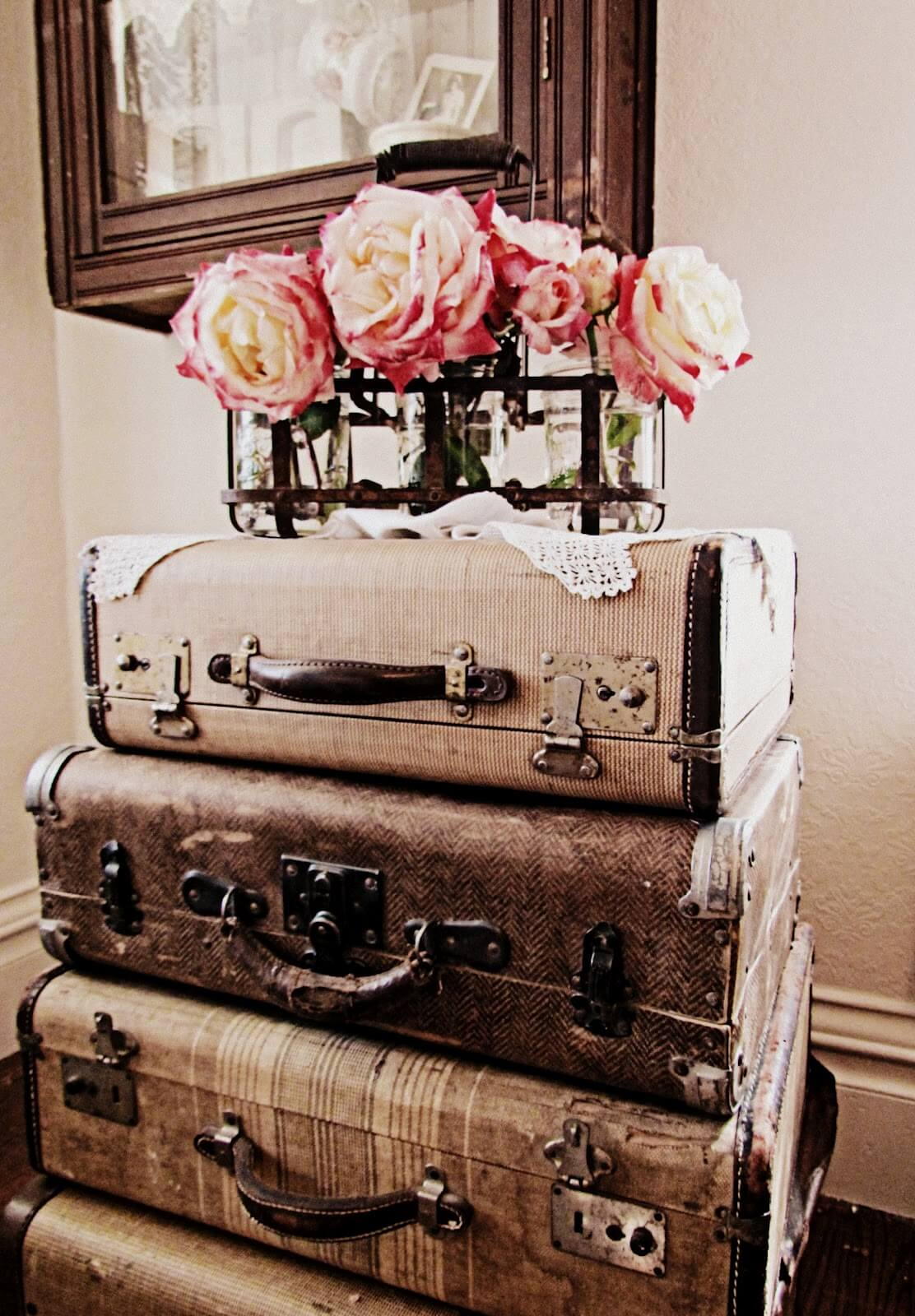 Decorazione vintage in camera da letto 15 bellissime - Decorare la camera da letto ...