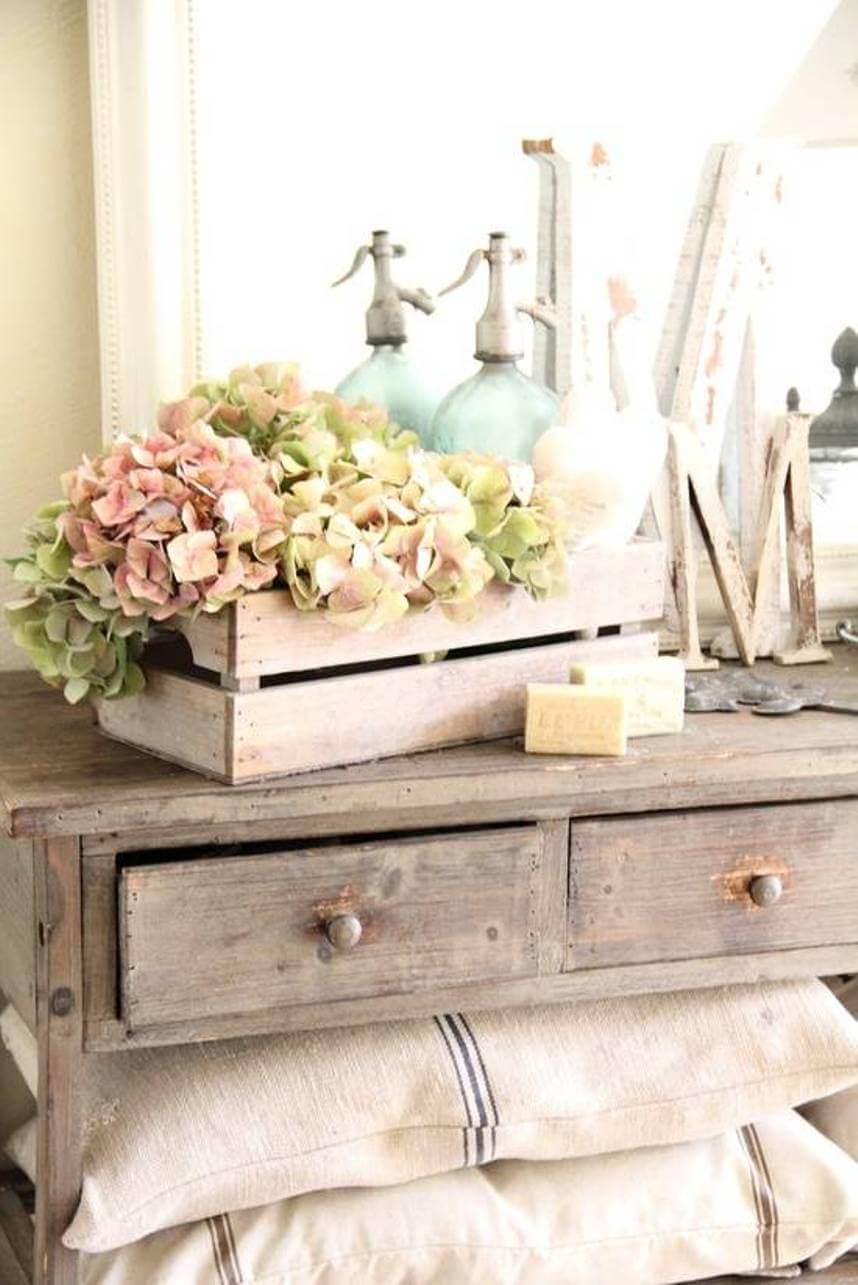 Decorazione vintage in camera da letto 15 bellissime - Decorazioni vintage ...