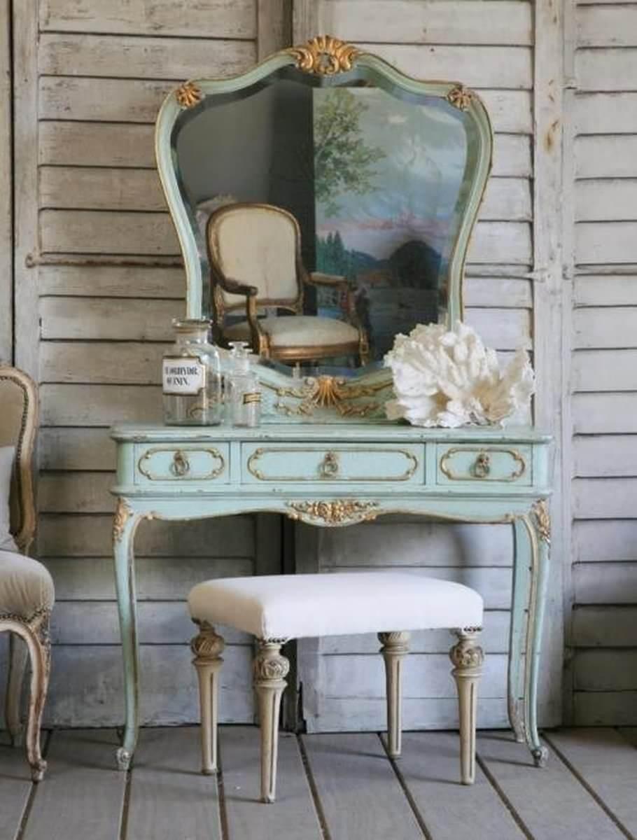 Decorazione vintage in camera da letto 15 bellissime - Idea camera da letto ...