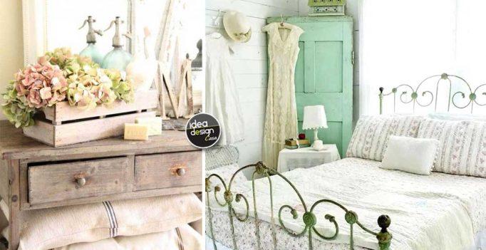 Camere Da Letto Matrimoniali Vintage : Decorazione vintage in camera da letto bellissime idee per