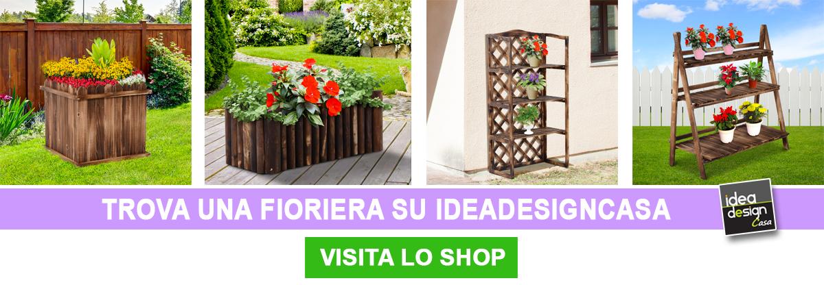 Decorare il giardino in modo creativo con i fiori 15 idee for Design casa on line