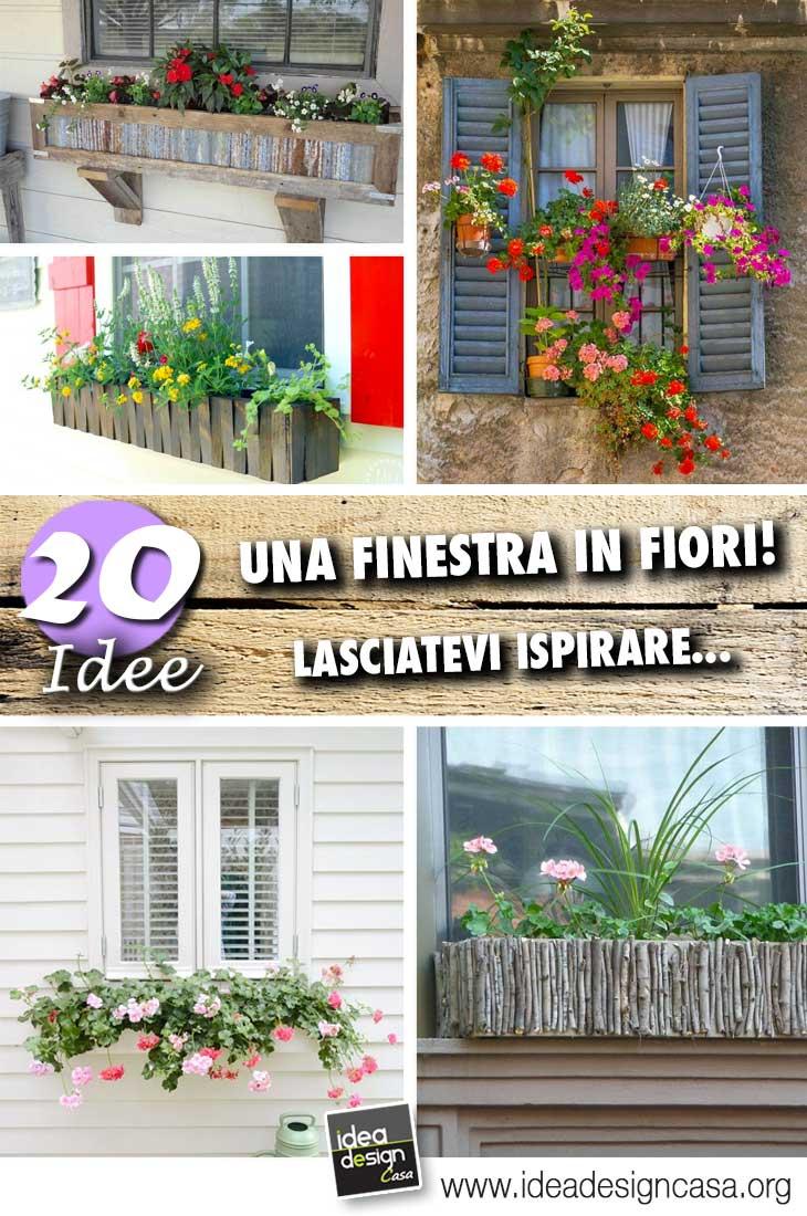 Leroy Merlin Fioriere Da Balcone una finestra in fiori! ecco 20 esempi che sapranno ispirarvi