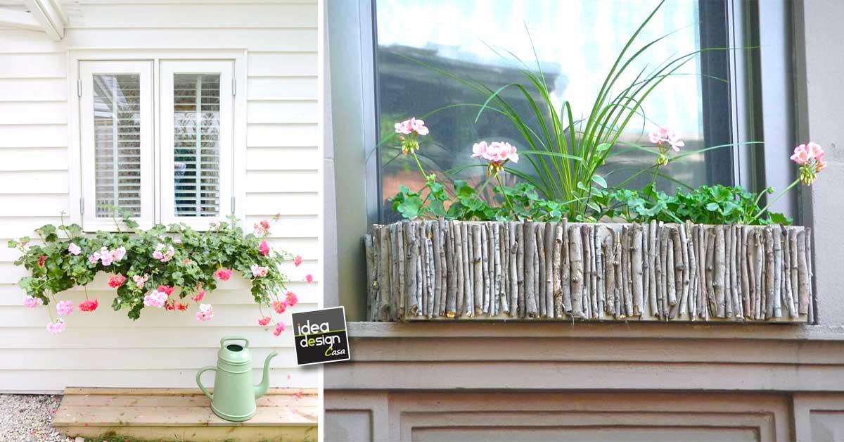 Una finestra in fiori ecco 20 esempi che sapranno ispirarvi - Idea design casa ...