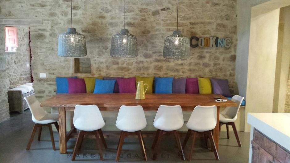 La sala da pranzo industriale: ecco 15 idee per ispirarvi!