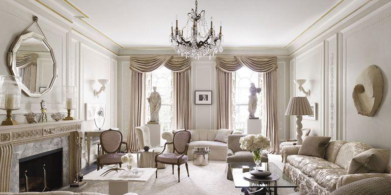 Colori pareti in soggiorno beige.