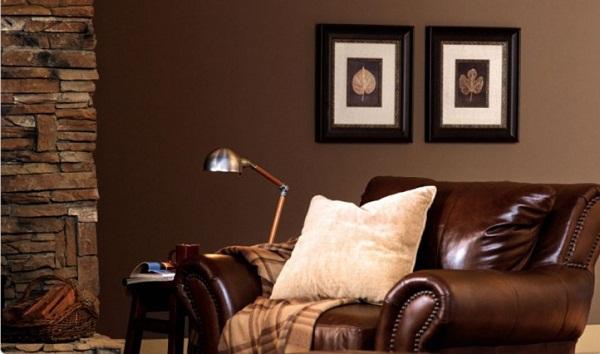 Colori pareti in un salotto moderno: 15 idee per non ...