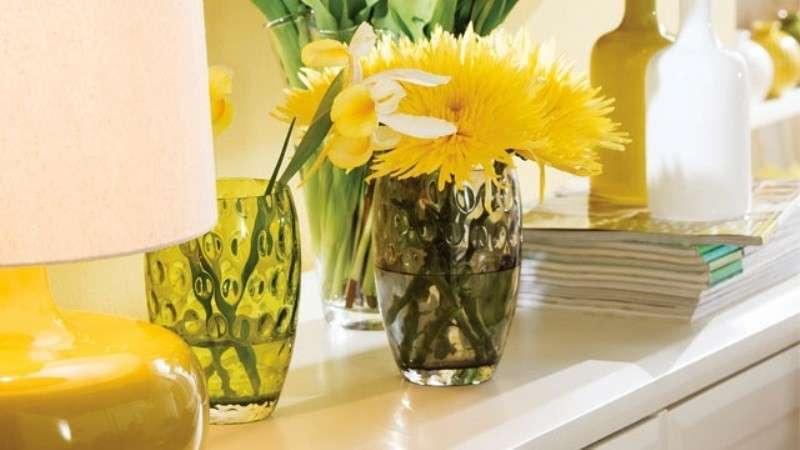 Fiori gialli per decorare