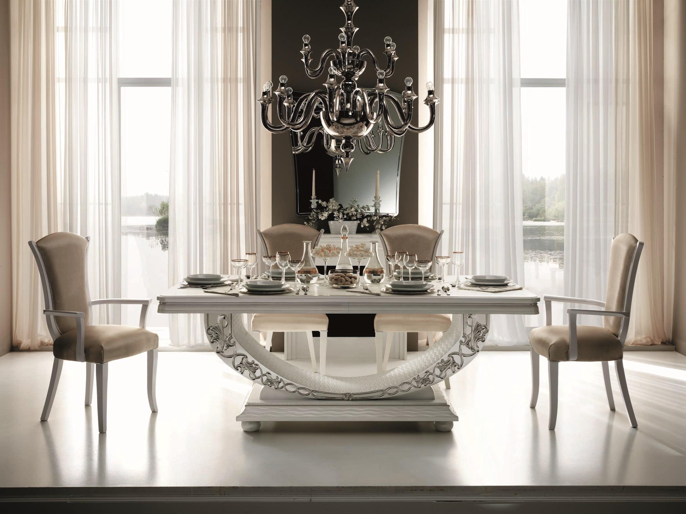 La sala da pranzo neo classica: 15 idee per ispirarsi! Buona ...