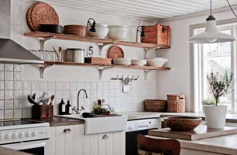 Arredare casa con le mensole... 15 idee che vi ispireranno!