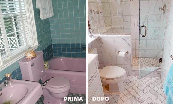 Vasca Da Bagno Con Muretto : Trasformare la vasca in doccia: tante idee e soluzioni per il tuo bagno!