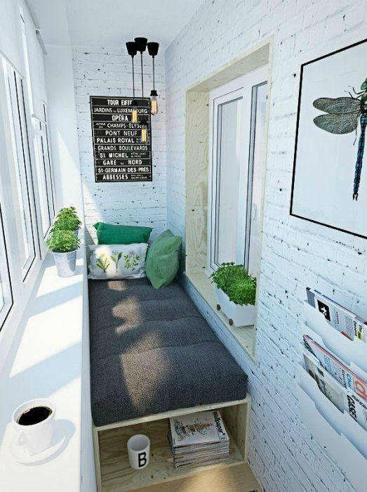 Trasformare il balcone in un angolo relax