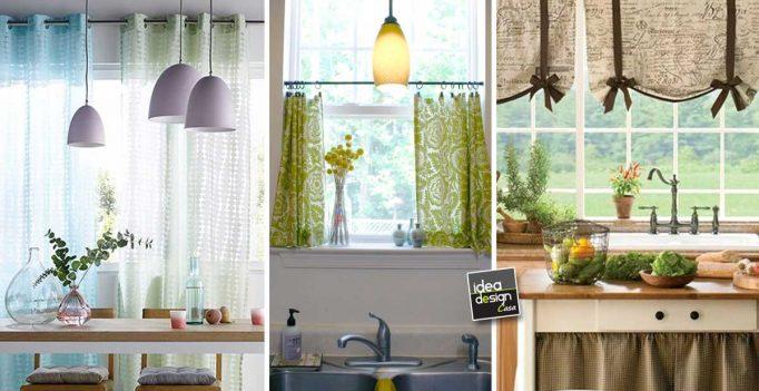 Arredare con le tende d 39 estate ecco 17 idee per la casa for Tende per arredare casa