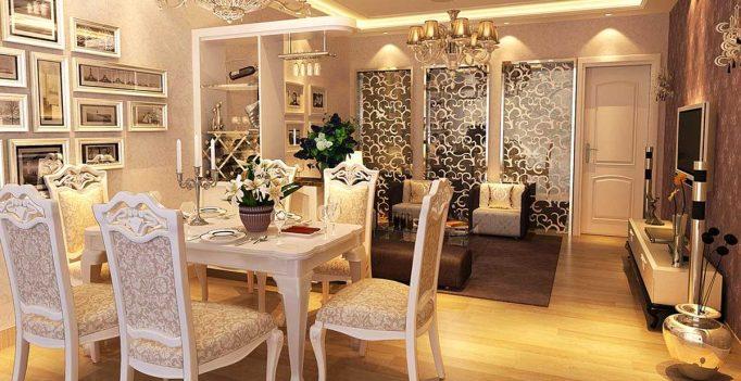 La sala da pranzo neo classica 15 idee per ispirarsi buona visione - Arredare sala da pranzo classica ...