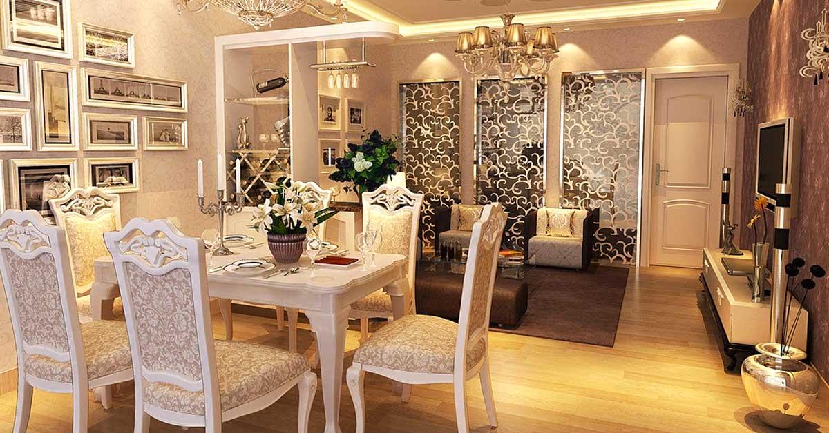 La sala da pranzo neo classica 15 idee per ispirarsi buona visione - Idea design casa ...