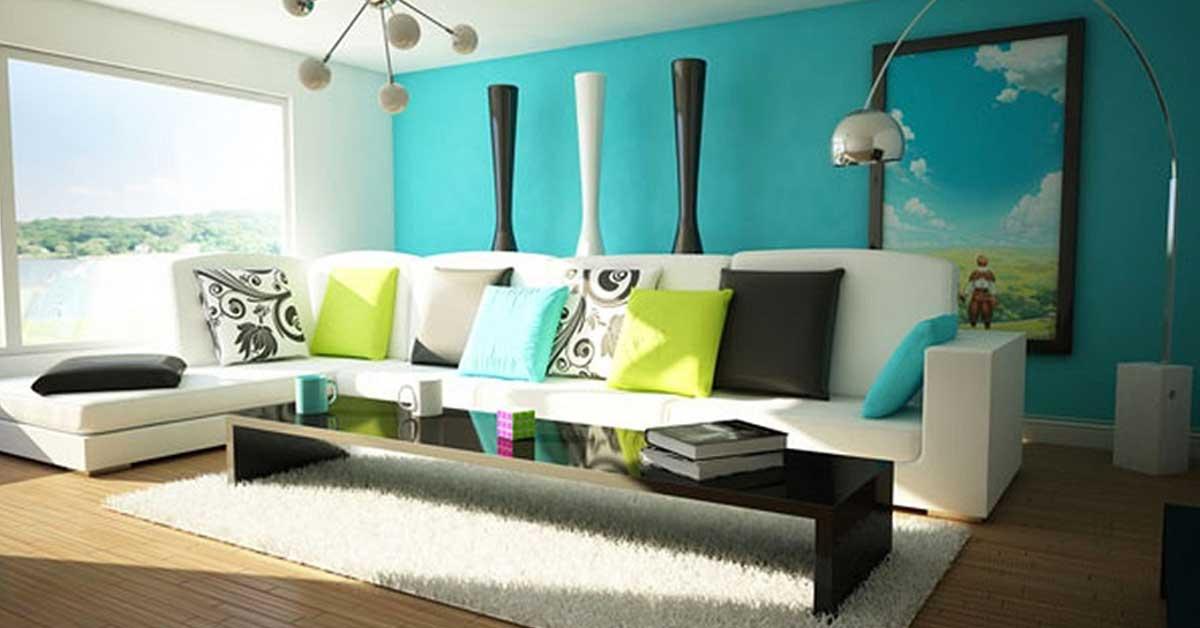 Colori pareti in soggiorno: 15 idee per non sbagliare! ispirateviu2026