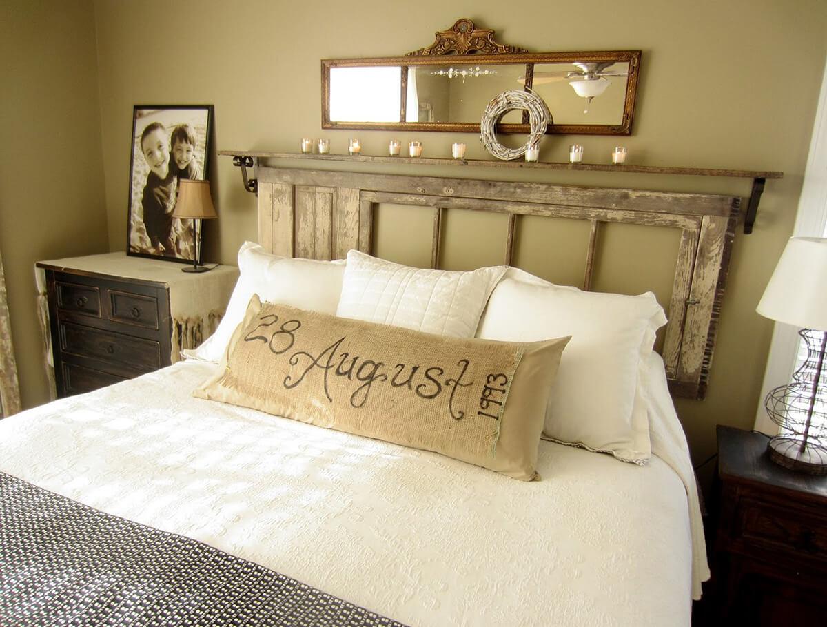 Pareti camera da letto 15 idee per decorare con stile e for Idee per decorare pareti camera da letto