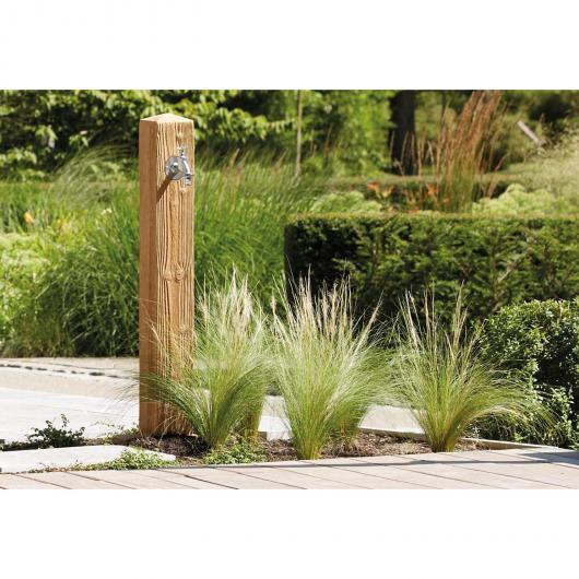 Fontane in legno 15 idee per una fontanella fai da te in for Fontana fai da te