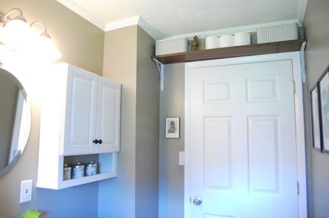 Rendere il bagno più pratico