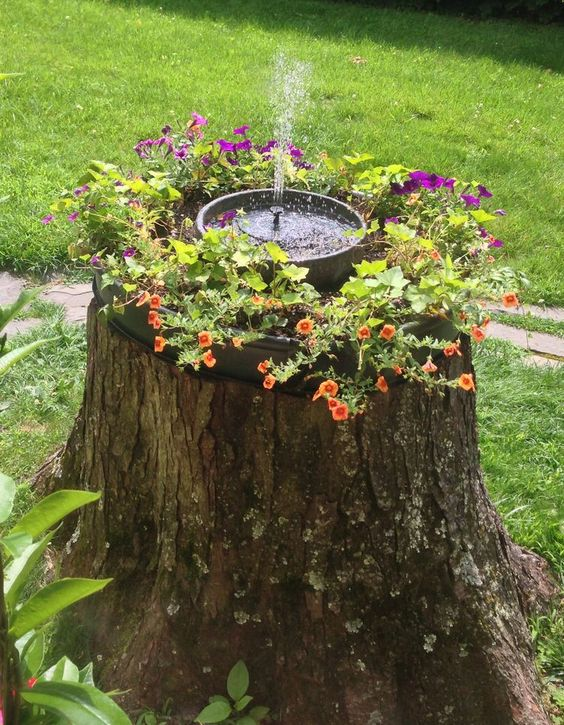 Idées pour le jardin