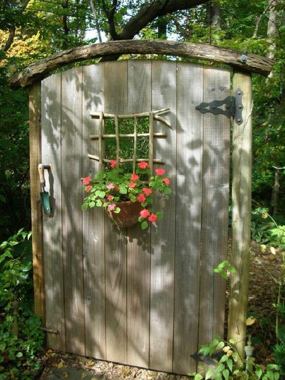 Idee per il giardino 15 giardini con un tocco di for Idea giardino