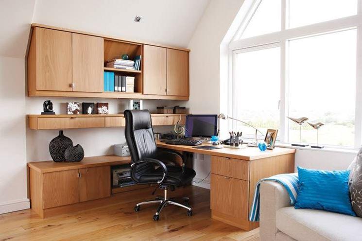 Come arredare un ufficio in casa 15 idee da cui trarre - Arredare ufficio idee ...