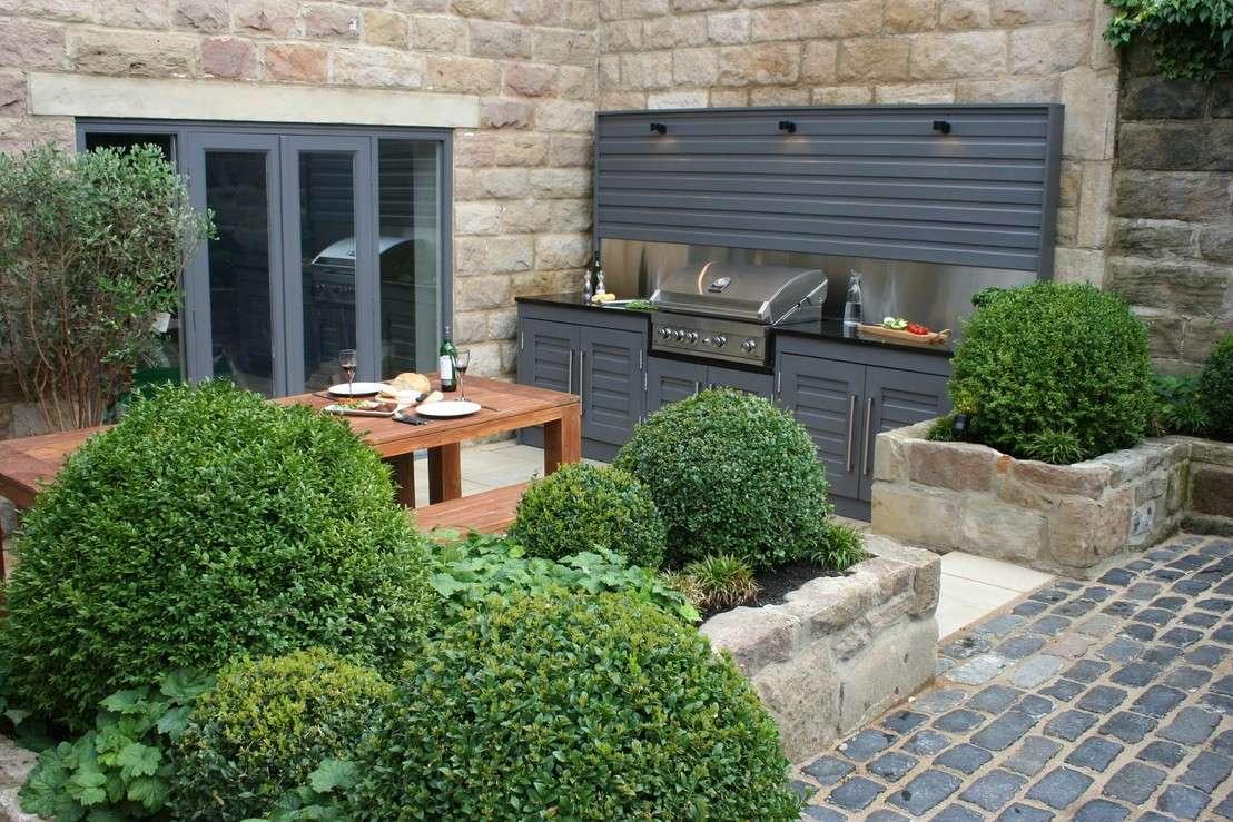Sistemare Giardino Di Casa come arredare un giardino piccolo! 15 idee per ispirarvi
