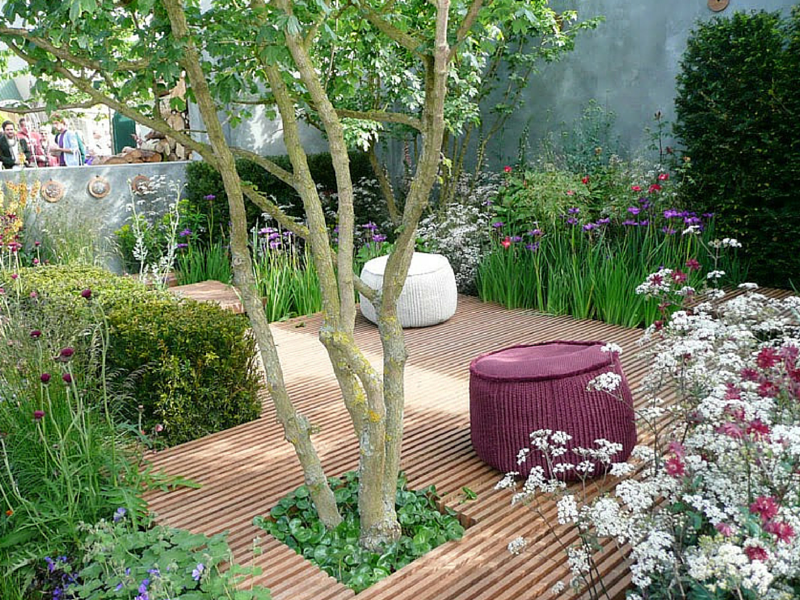Come arredare un giardino piccolo idee per ispirarvi